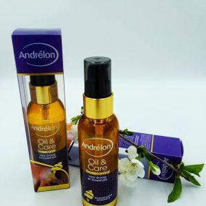 Сыворотка для волос Andrelon 100мл Oil&Care