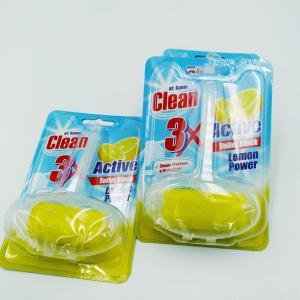 Туалетный блок At Home Clean Power Rings 40g Fresh Citrus