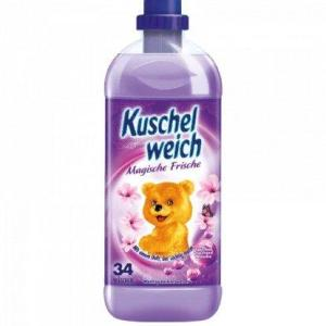 Ополаскиватель для белья 990мл Kuschelweich Magische Frische 33sc