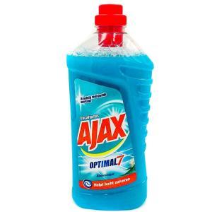 Средство для чистки Ajax 1,25л Optimal 7 Eucalyptus универсальное