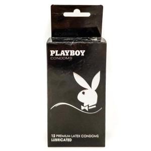 Презервативы PlayBoy Lubricated (12 шт.)