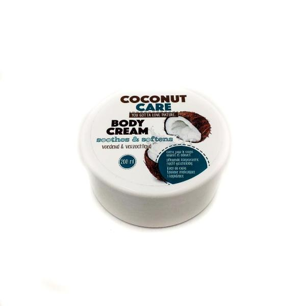 Крем для тела Coconut Care 200ml