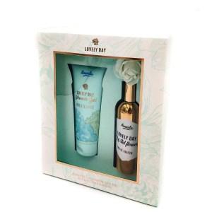 Подарочный набор ilvande Lovely Day (парфюмированная вода 100мл + гель для душа 150мл)
