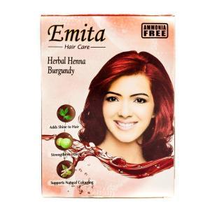 """Хна для волос Еmita """"Бургунд"""" 60 г"""