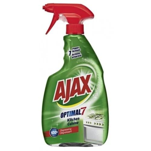 Средство для чистки(спрей) Ajax 600мл Optimal 7 Kitchen кухня