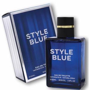 Туалетная вода мужская ABD / STYLE BLUE EDT 100мл