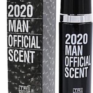 Туалетная вода мужская TRI / 2020 OFFICIAL SCEN MEN EDT 100мл