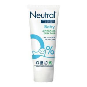 Крем-мазь с цинком детский 100мл Neutral Baby Sensitive Skin