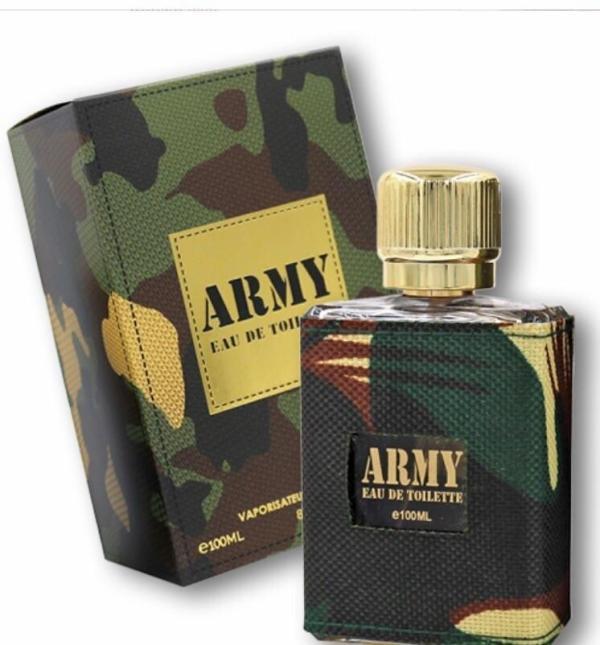 Туалетная вода мужская ABD / ARMY EDT 100мл