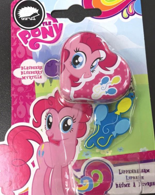 Бальзам для губ My Little Pony 8гр + Подвеска Blueberry