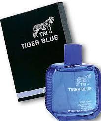 Туалетная вода мужская TRI/ TIGER DEEP BLUE 100мл