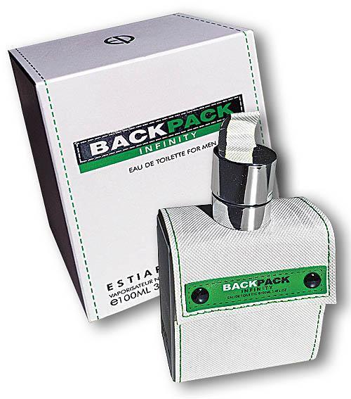 Туалетная вода мужская ESTIARA/ BACK PACK INFINITY  EDT 100мл