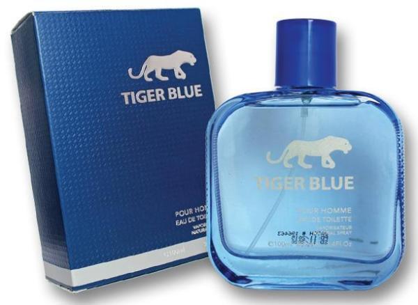 Туалетная вода мужская COSMO / TIGER BLUE EDT 100мл