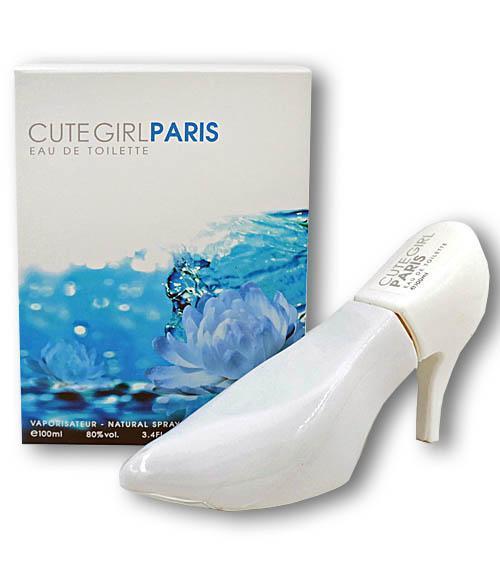 Туалетная вода женская ABD / CUTE GIRL PARIS  EDT 100мл
