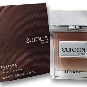 Туалетная вода мужская ESTIARA/ EUROPA 100мл