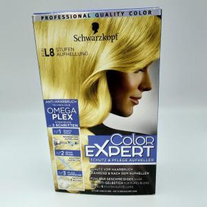 Краска для волос Schwarzkopf Palette Permanent Natural 678 Granat Red