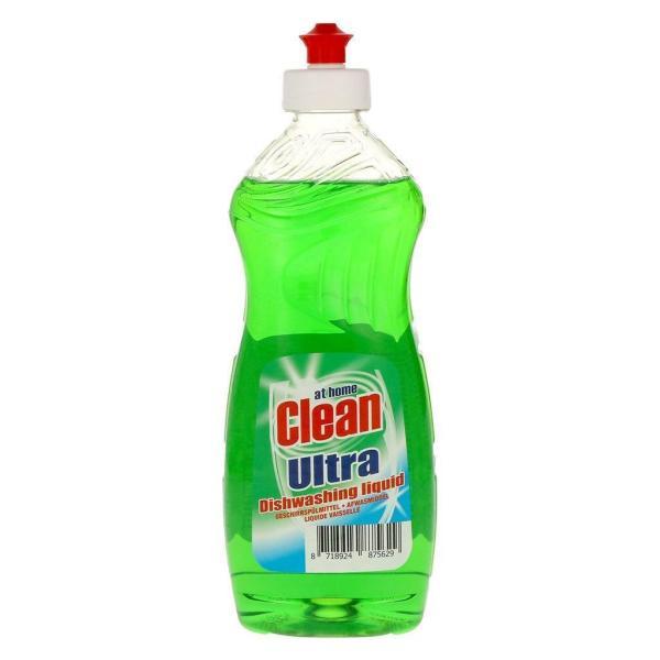 Жидкость для мытья посуды At Home Clean 500 мл Classic