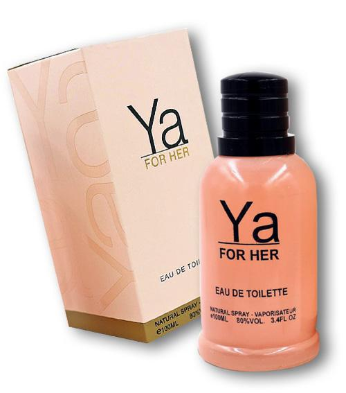 Туалетная вода женская ABD / YA FOR HER EDT 100мл