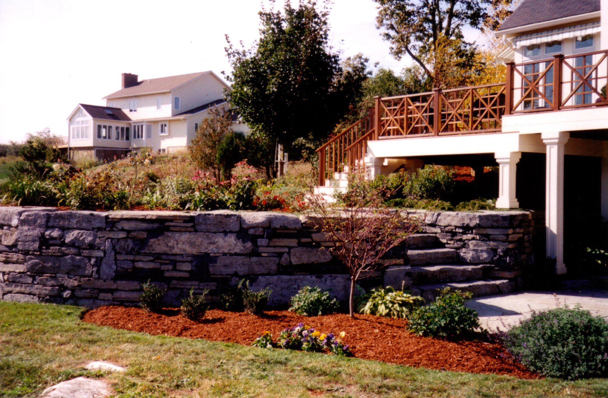 Vermont residential masonry