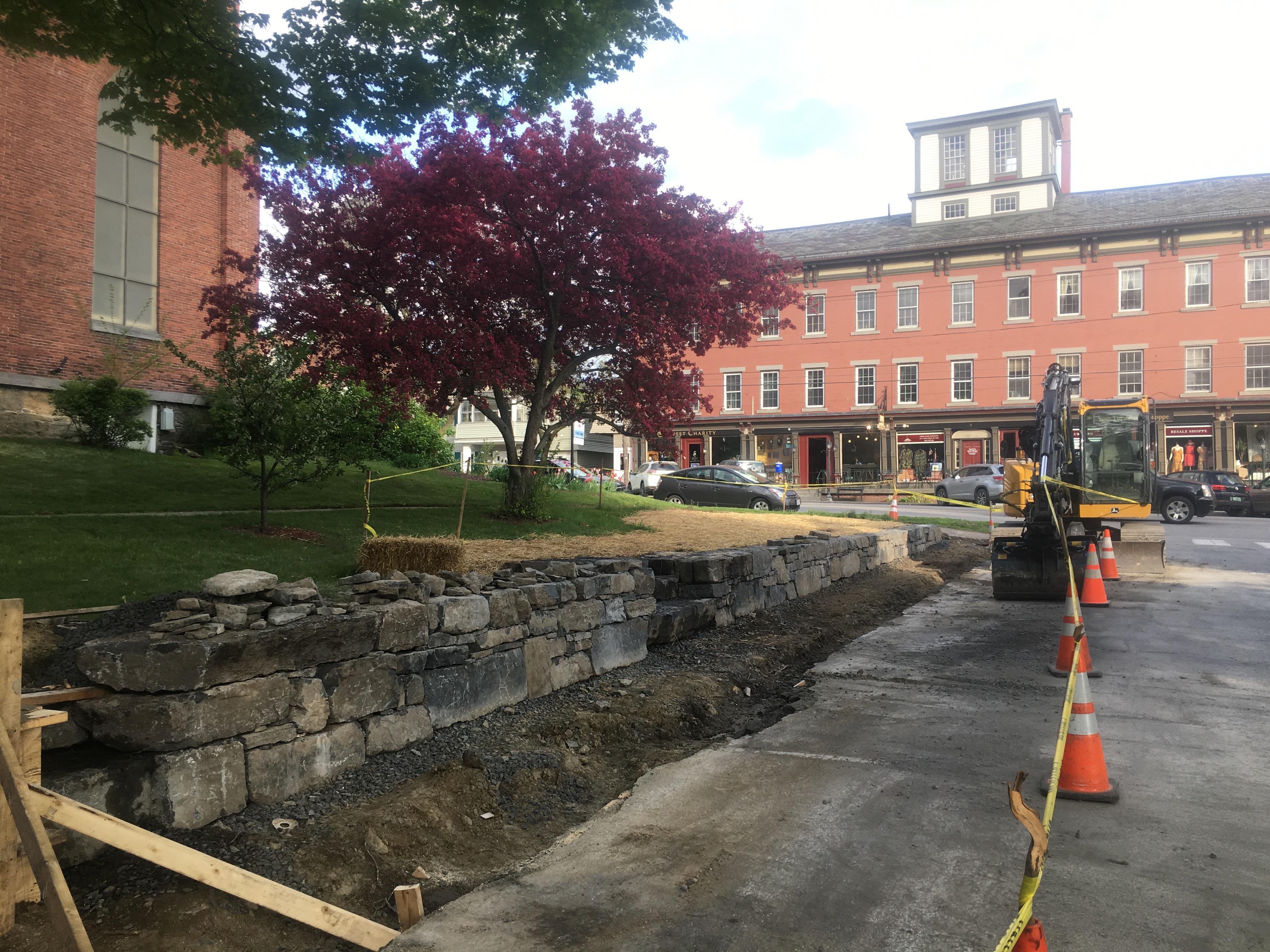 Burlington masonry