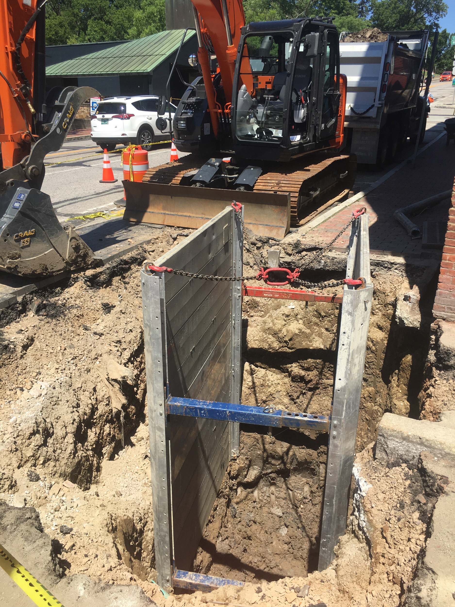 septic line replacement