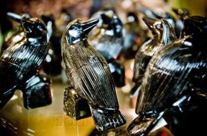 Obsidian Ravens