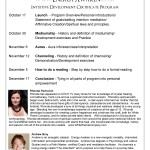 White Flame Intuitive Development Certificate Program new dates