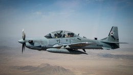 A-29s Over Afghanistan