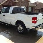 4 4 Ford F 150 Truck For Sale 2005 White Ford F 150 For Sale
