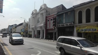 Streets of Ipoh