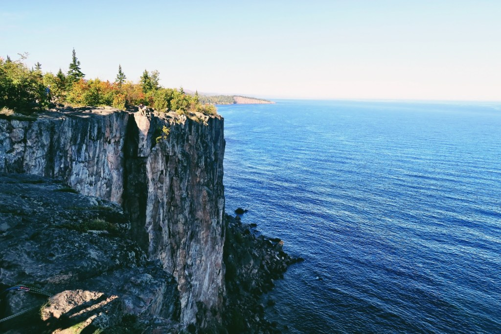 palisade head minnesota north shore lake superior