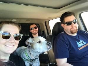 Pioneertown Family Photo