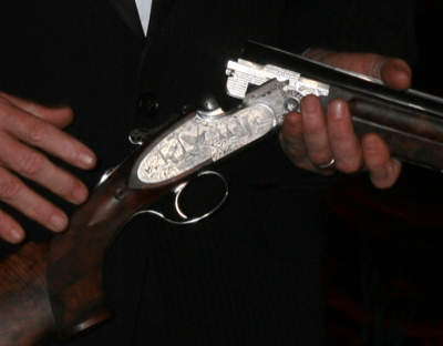 Beretta GW Bush shot gun