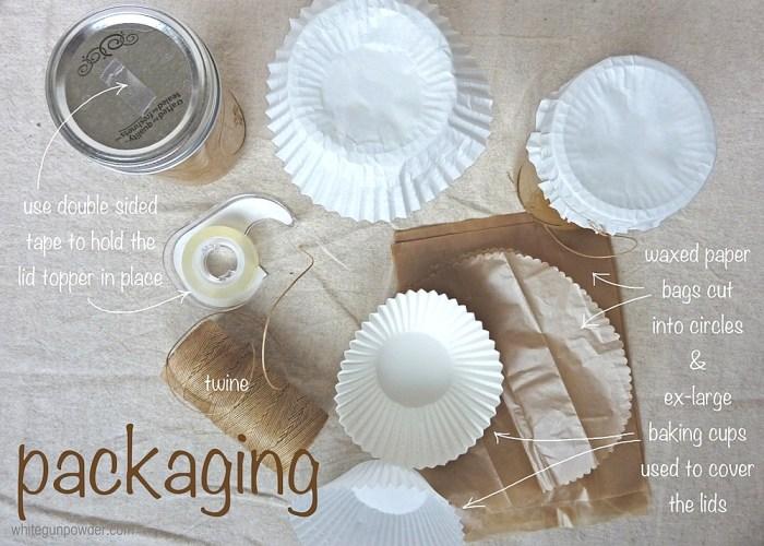 packaging applesauce