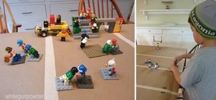 Super Bowl & legos