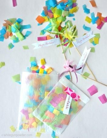 Party, confetti