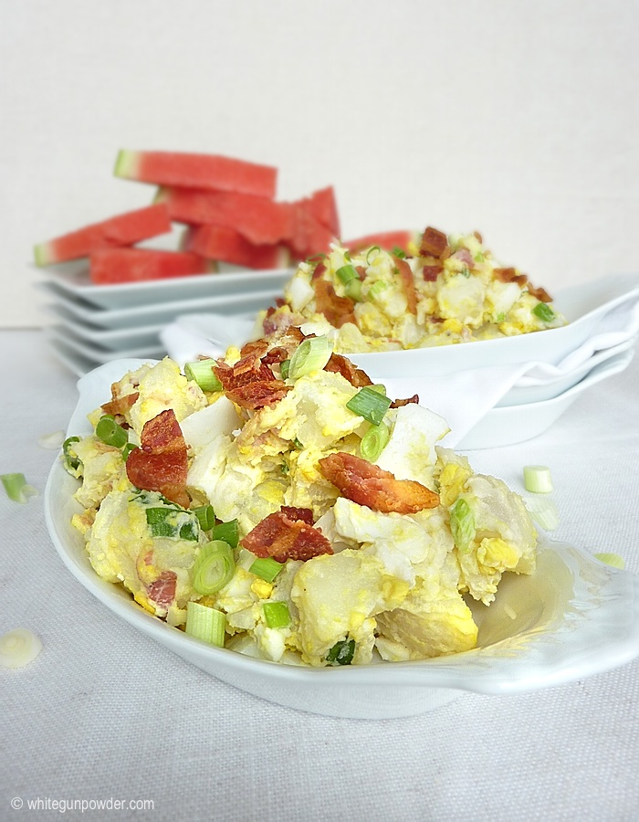 Lynn Morris Potato salad