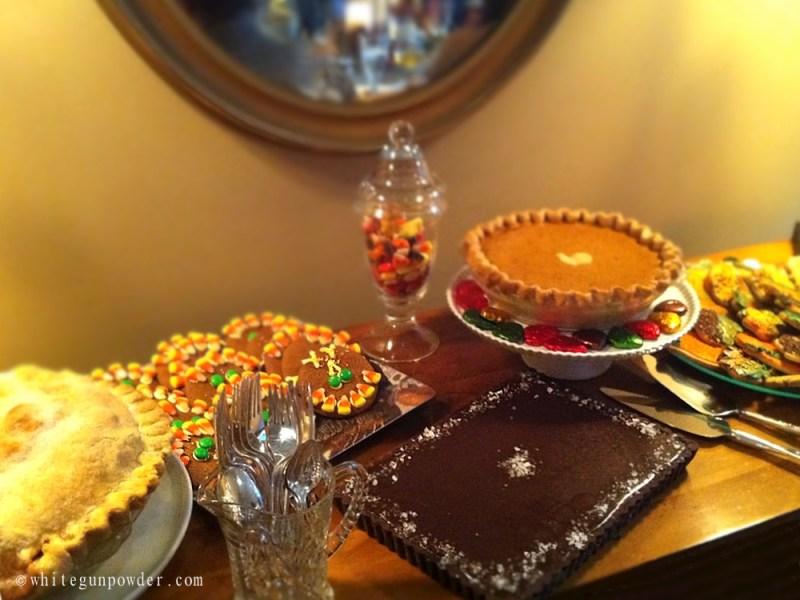 Thanksgiving ~ desserts