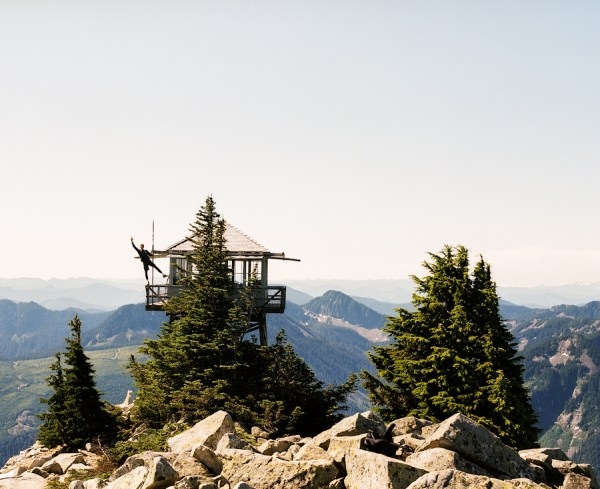 Lookout towers, Kyle Johnson