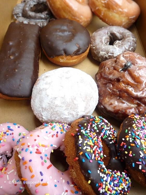 Summer & donuts