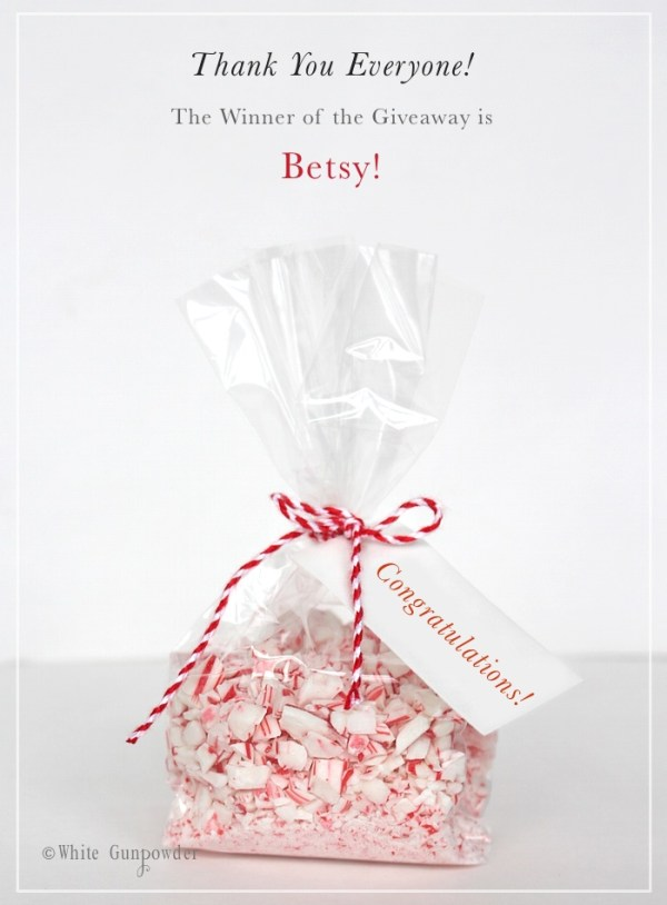 Packaging, Christmas-peppermint sprinkles