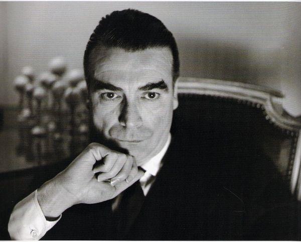 Oscar de la Renta - Cristobal Balenciaga 1950