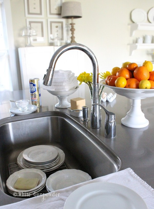 Kitchen things  & cleaning
