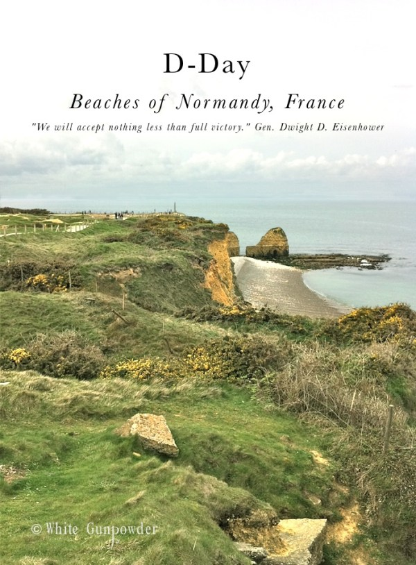 Beaches of Normandy, D Day