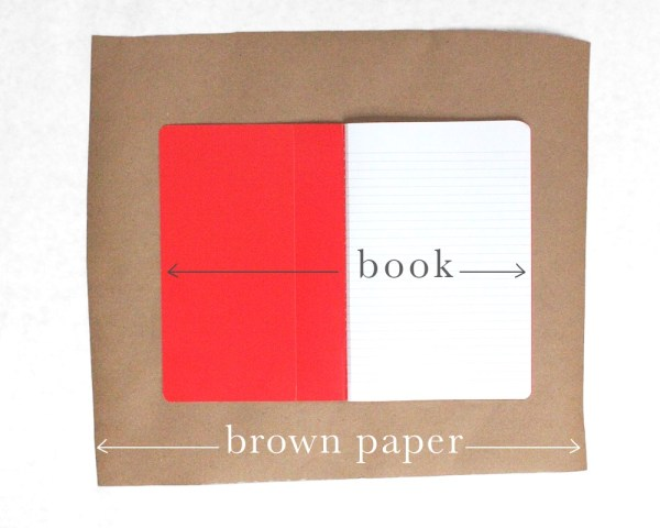 White Book Cover Paper : Back to school diy brown paper book covers white gunpowder