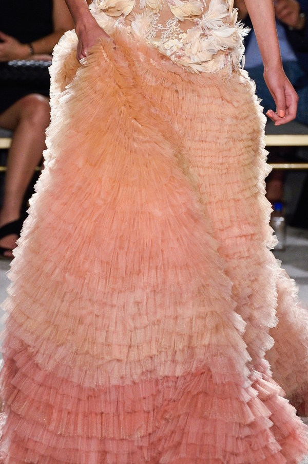 Fashion spring 2016 Marchesa