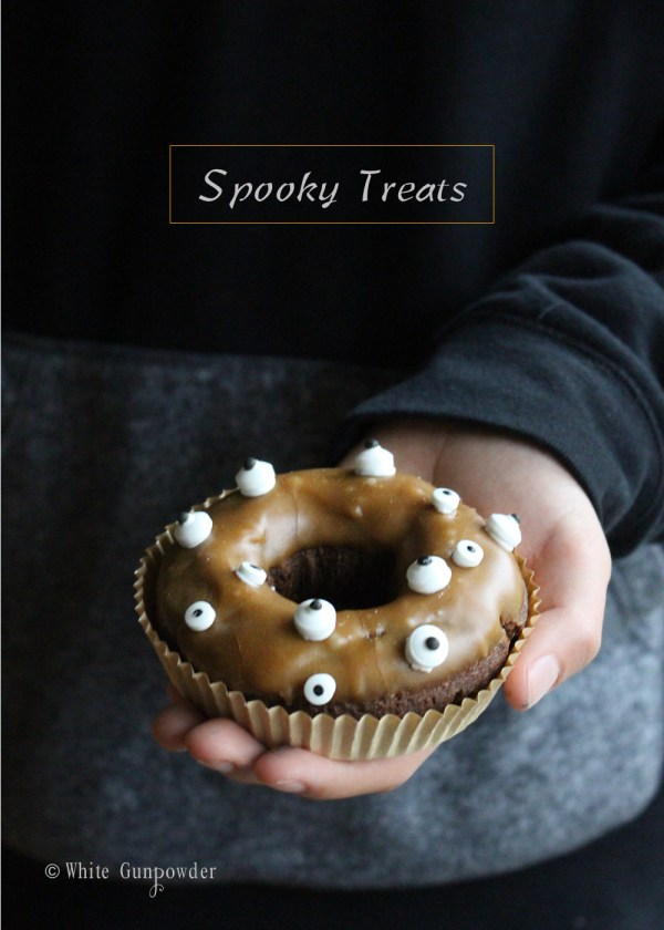 halloween spooky treats