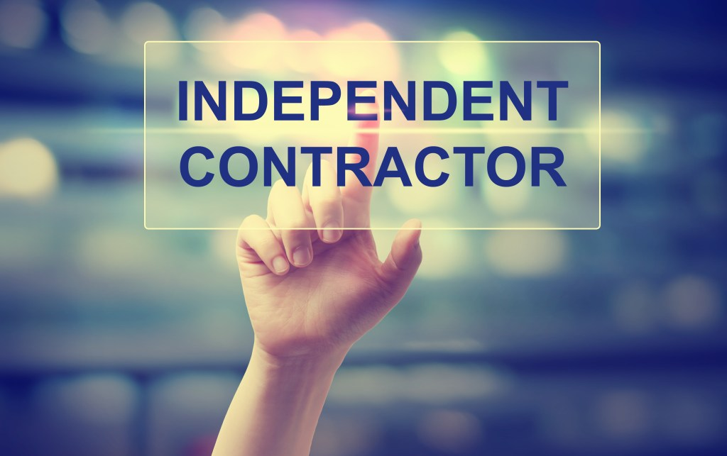 independent contractor missclassification