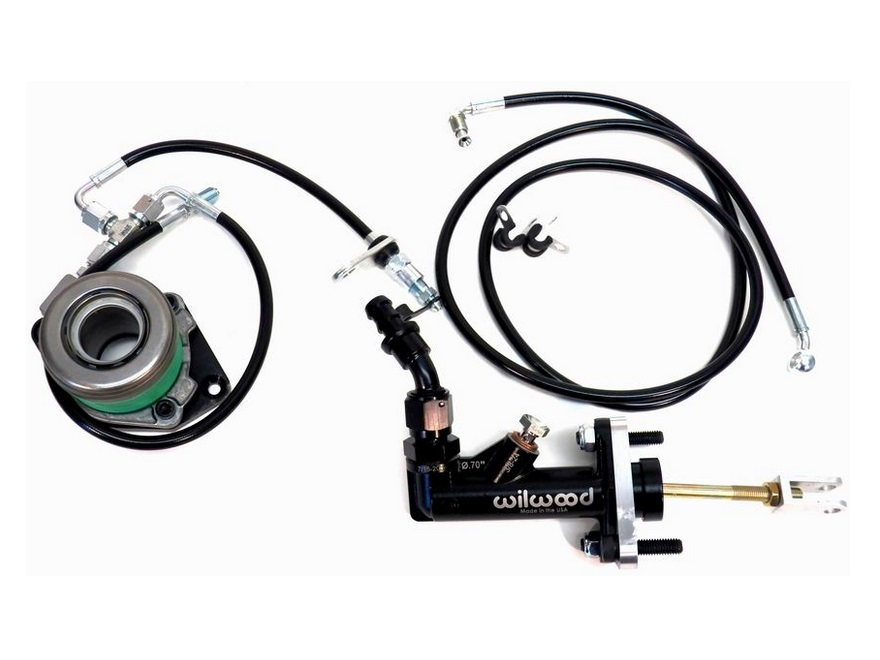 ZSpeed HD Clutch Hydraulic Package CSC and Wilwood V2