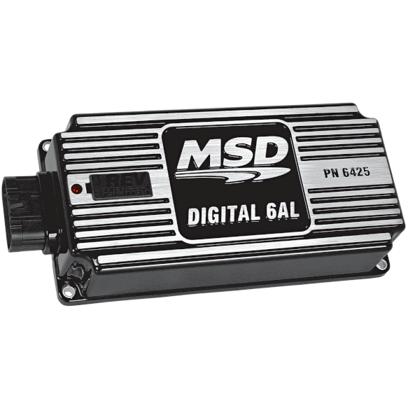 Msd Digital 6al Ignition Control Box Datsun 240z 260z 280z